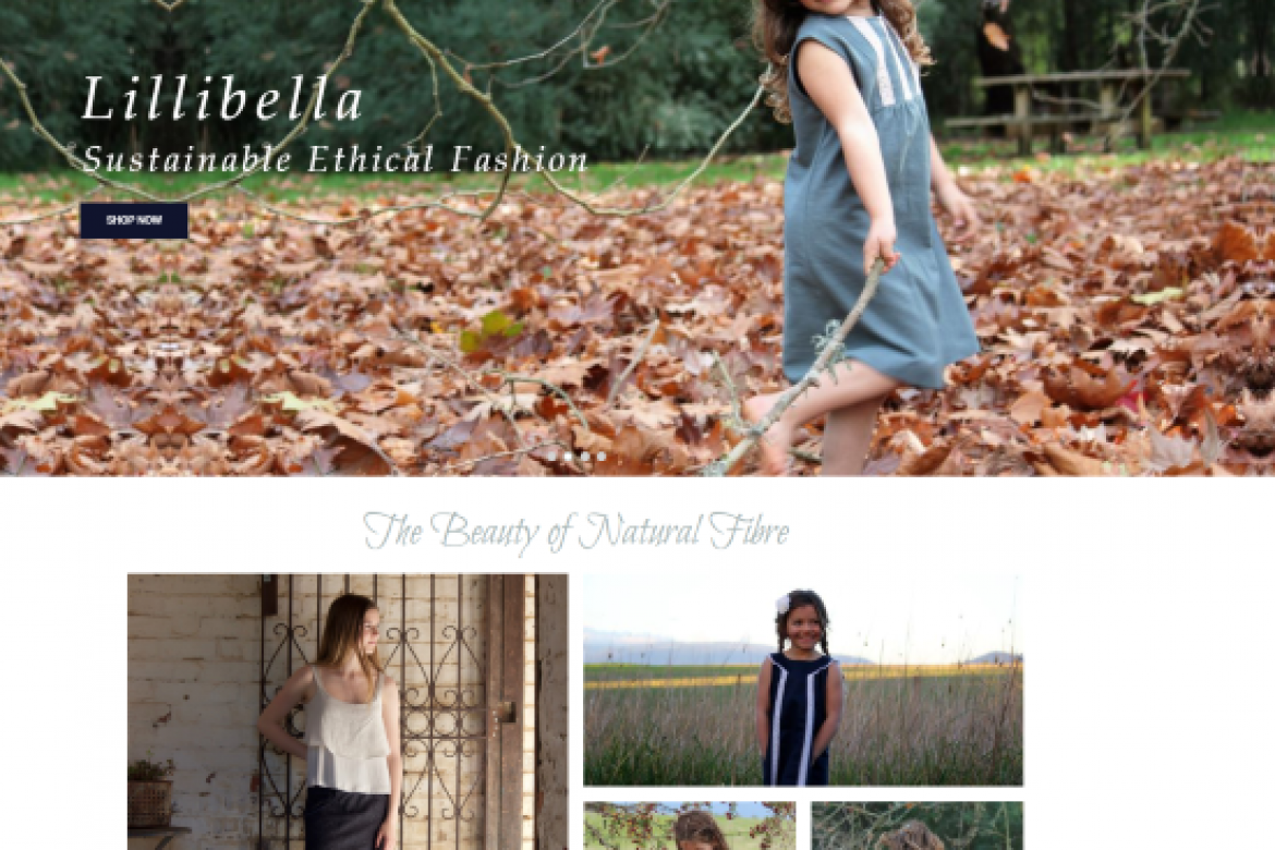 lillibella website wordpress ecommerce (Small)